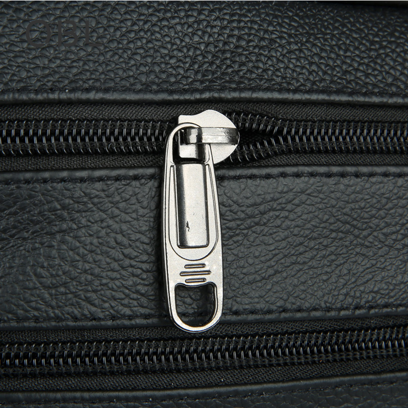 bolsa bolsache homme bolsas masculina Size : 18*24*5cm