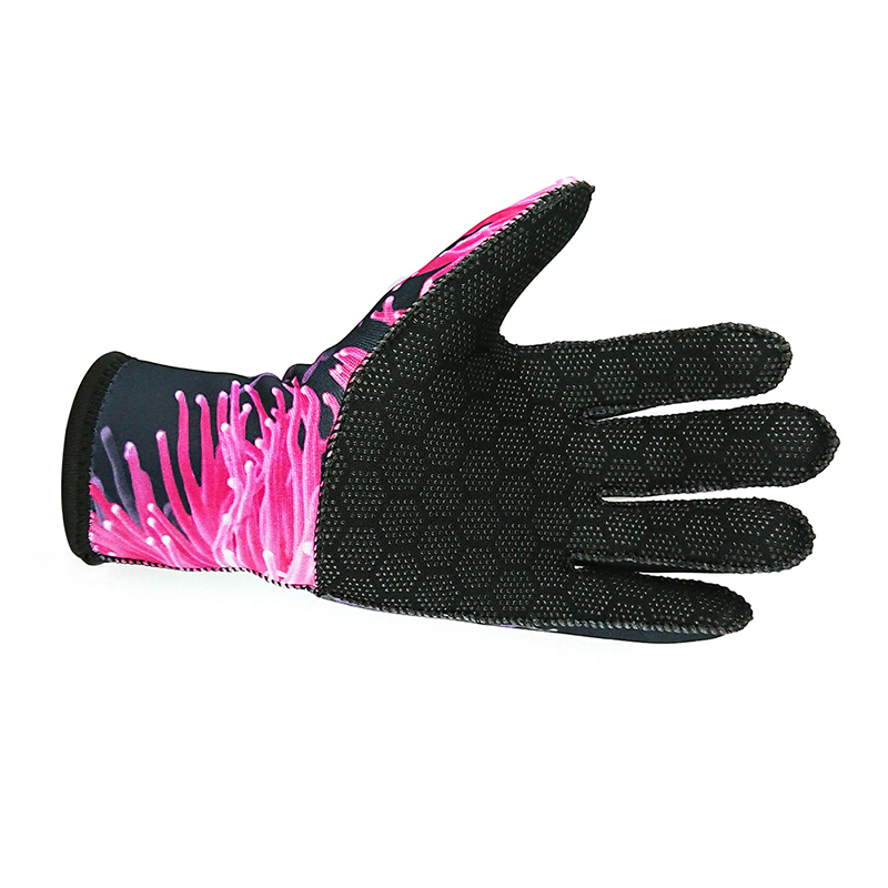 3mm diving gloves 2mm neoprene gloves 5 fingers camouglage women men diving hand fins anti-slip O'neil cressi scubapro mares bikini swimwear free diving snorkeling diving mask 6