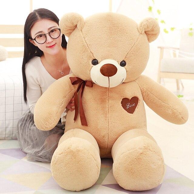 1pcs 60cm lovely confess love teddy bear plush toy stuff doll gifts for boys&girls friend