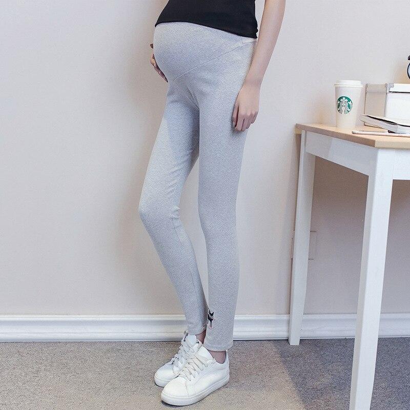 Pregnant Women Maternity Leggings Elastic Pants Pantyhose Stockings New Pantyhose Adjustable High Elastic Leggings 8D Pregnancy