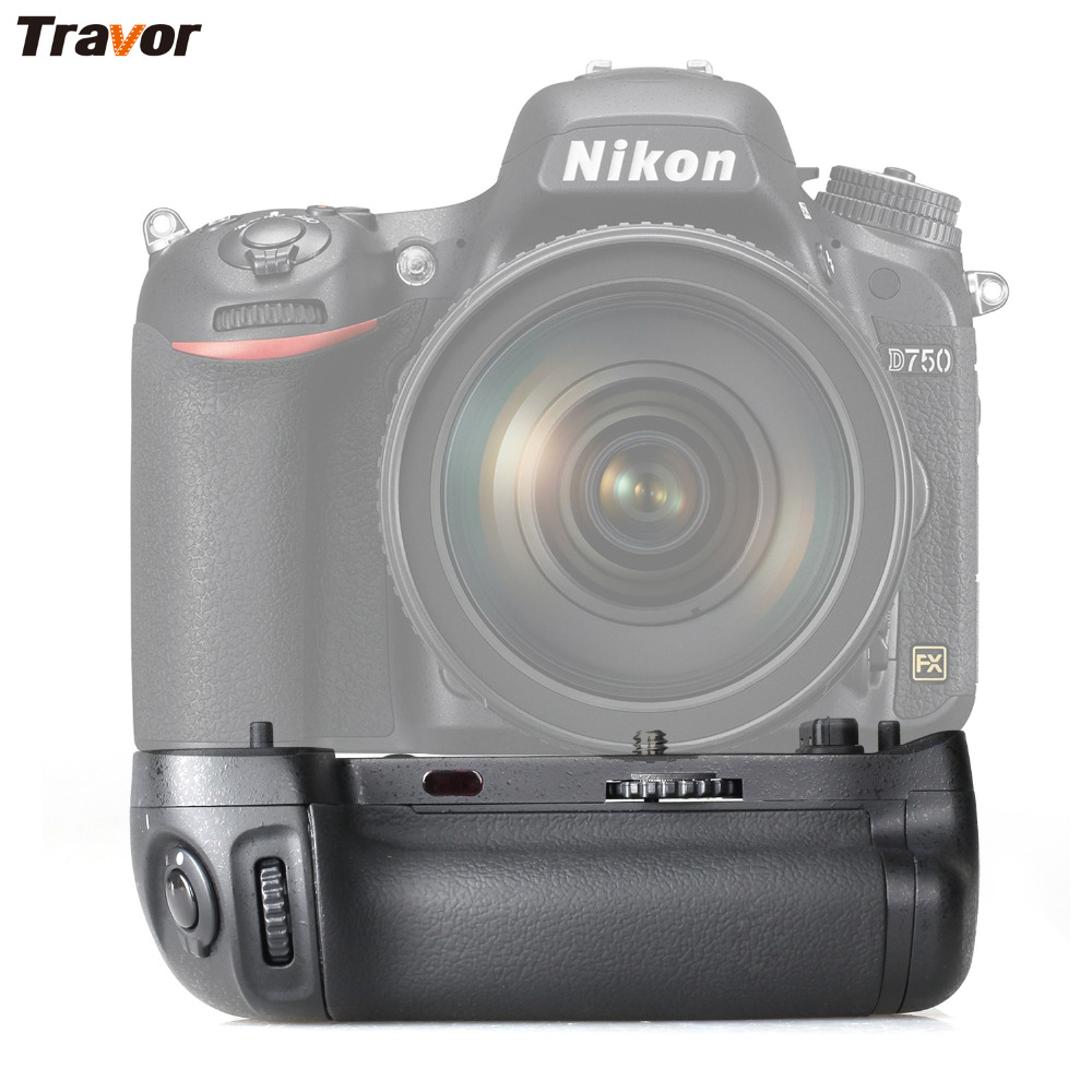Professional Battery Grip For Nikon D750 Camera as MB D16 not include remote control