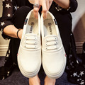 classic canvas shoes white black women flat with outdoor leisure shoes chaussure lace up casual shoes zapatillas mujer XK090234