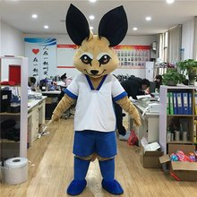 New Adult Cute Fox Party Mascot Costume Christmas Fancy Dress Halloween Girl Mascot Costume zootopia fox nick fancy dress adult mascot costume