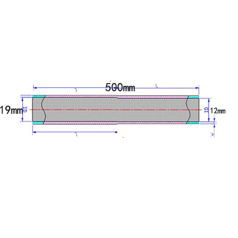 custom hose ! 12-19mm hose lenght 50cm reducer hose 2 piececustom hose ! 12-19mm hose lenght 50cm reducer hose 2 piece