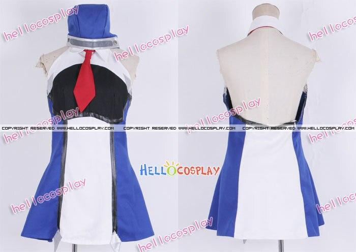 Blazblue Cosplay Noel Vermillion Costume H008