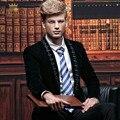 Fanzhuan Бесплатная Доставка мужская личность 2014 мужской пиджак Барокко оригинальный вышивка суд костюм 14033 custome сделано Индивидуальные