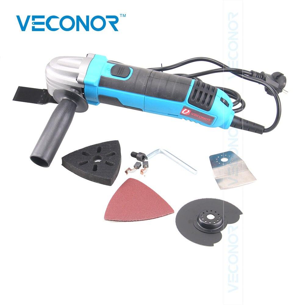 Oscillant multi-outils rénovateur outil multifonctionnel oscillateur scie électrique outil électrique bois Shaper Vibration Cutter