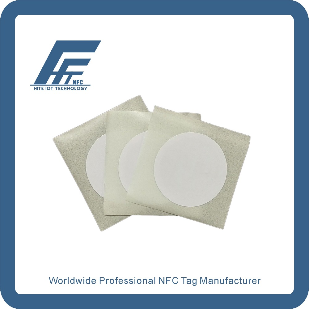 100pcs Ultralight NFC stickers Available For All NFC Phone NFC Forum Type 2 tag Usable Memory 46 bytes NFC Tag