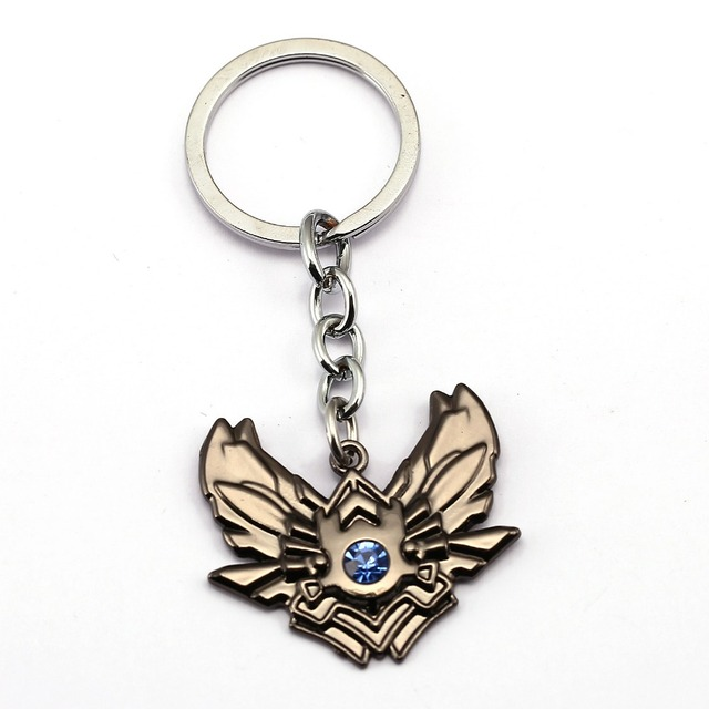 LOL Keychain Challenger Key Chain