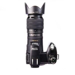 Image 3 - Professional Digital  Camera HD POLO D7200 33Million Pixel Auto Focus Professional SLR Video Camera 24X Optical Zoom Three Lens