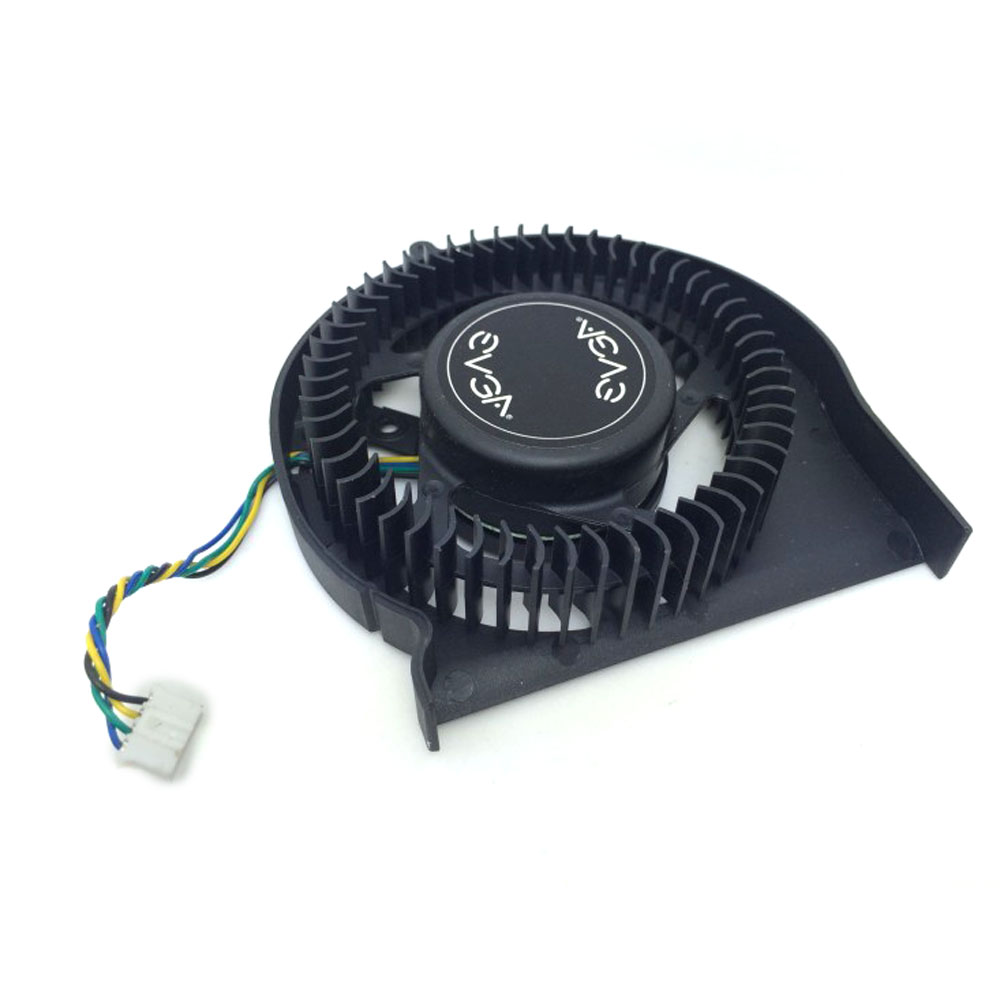 Free shipping BFB1012L 4Pin VGA Cooler Graphics Card Fan For EVGA GEFORCE 8800GT Video Cards Cooling free shipping 90mm fan 4 heatpipe vga cooler nvidia ati graphics card cooler cooling vga fan coolerboss