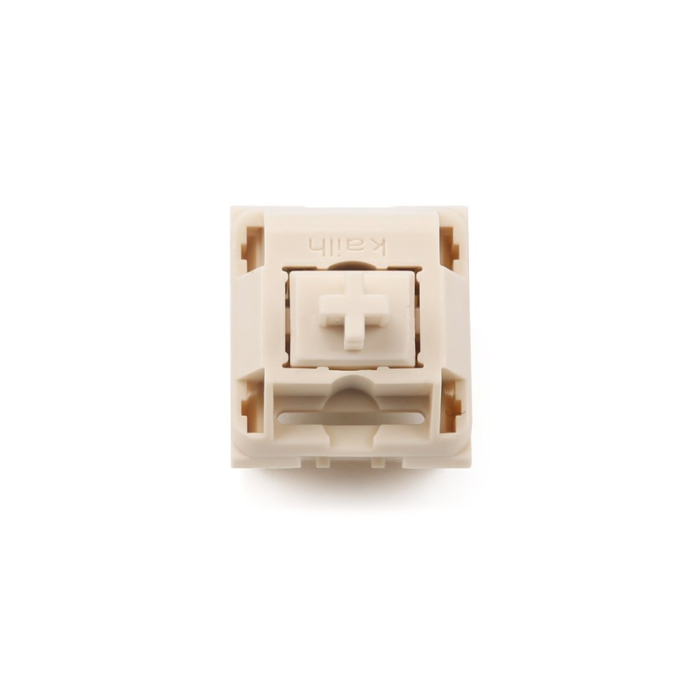 Novelkey X Kailh Linear Cream Switch 5 Pins For Cherry Mx Mechanical Keyboard(10 Pcs)