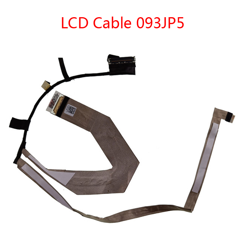for Dell Latitude 7480 E7480 screen cable connector DC02C00DY00 Y0DX7 0Y0DX7