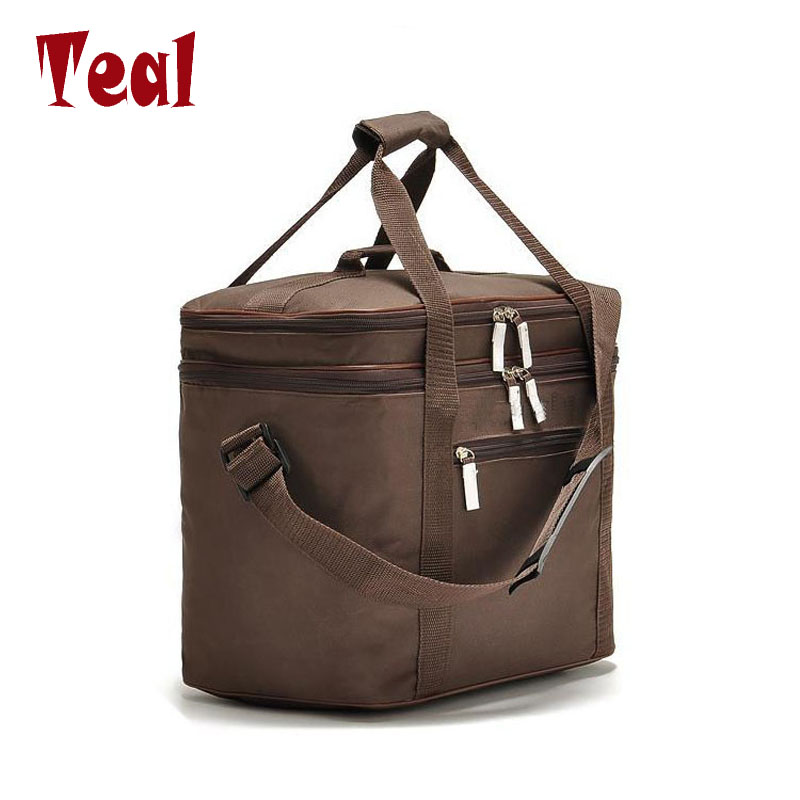 2017 New Lunch Bag Food Picnic Bags For Women Children Cooler Bag Refrigerator Thermo Bag Thermal