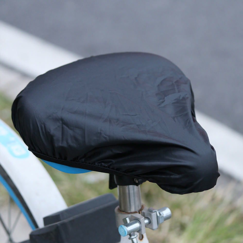 Waterproof Bike Saddle Seat Rain Cover Protective Dust Resistant Bicycle Cycling