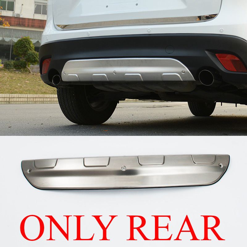 Protector Stainless Steel 2008-2012 New Ford Kuga MK1 Rear Bumper Chrome Cover