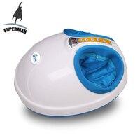 Superman High quality ABS shiatsu massager foot electric foot warmer massage machine
