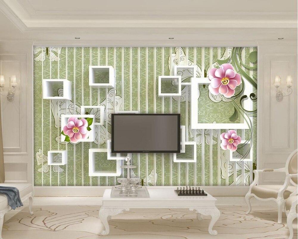 popular elegant wall murals buy cheap elegant wall murals lots modern vinyl wallpaper 3d printing flowers wallpaper brief elegant 3d mural wallpaper living room bedroom wall
