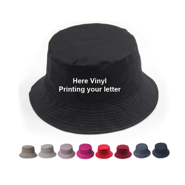Free printing Your Letter Pattern Fishing men Hats Adult Bucket Hat Summer  Men Women Travel a35d74b6a8e