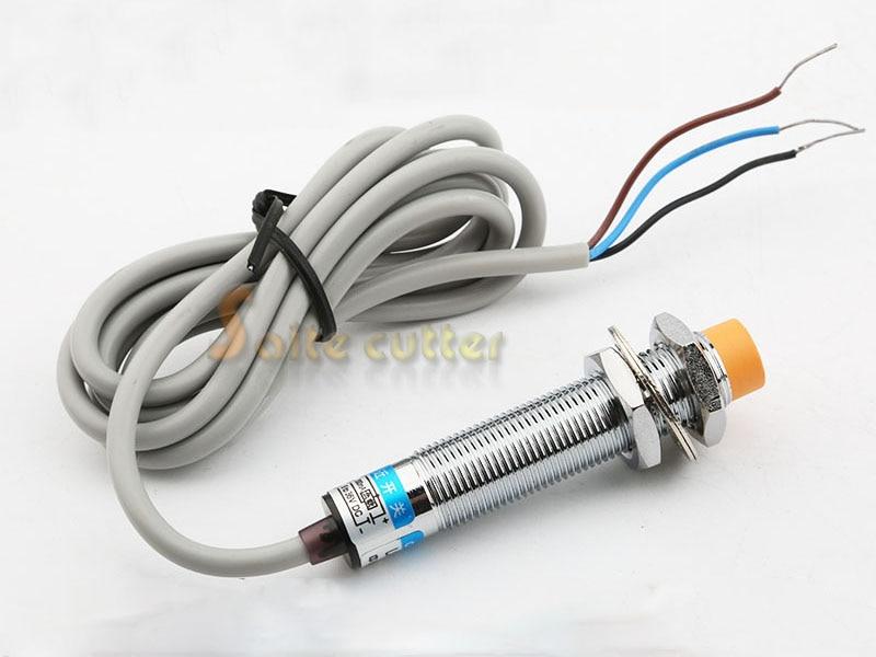 3D Printer CNC LJ12A3-4-Z//BX Inductive Proximity Sensor Switch NPN DC6-36V