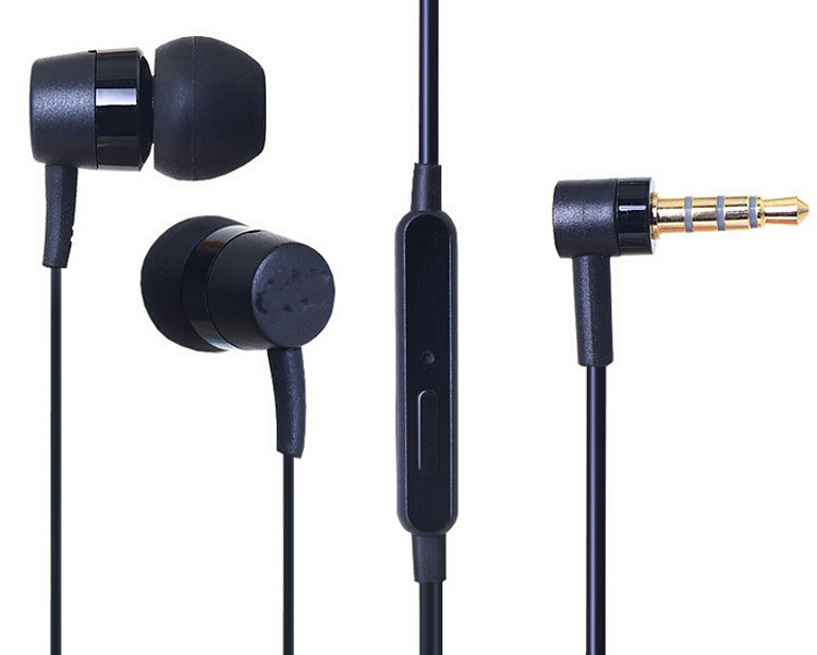 ФОТО 20pcs/lot  MH750 headphone headset earphone with mic 3.5mm Jack  Stereo Earbuds/earpods for Sony for iPhone/Samsung MH-750