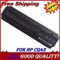 Batería del ordenador portátil para hp pavilion dm4t dv3-2200 jigu dv5-1300 dv5-2000 dv5-3000-3000 dv6-3100 dv6-3300 dv6-6000 g6 g7 g4