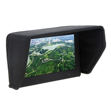 Авто 7 дюймов FPV ЖК-монитор дисплей Солнцезащитный козырек Солнцезащитный капот для DJI Phantom FPV