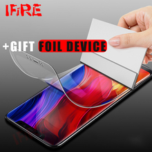 Full Protective Hydrogel Film For Xiaomi Mi 8 SE Cover Screen Protector 5X 6X A2 Lite Not Tempered Glass