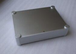 ZEROZONE DIY Полный алюминиевый корпус DAC усилитель мощности шасси 320x76x250 мм L7-26