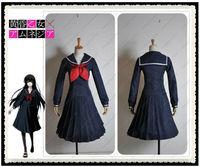 Tasogare Otome x Amnesia Yuuko Kanoe Cosplay Costume School Uniform