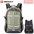 "Swisswin wenger 15.6""16""17"" laptop backpack Waterproof men military bag Stylish School Backpack for Teenage Boys Laptop Bag"