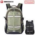 """Wenger Swisswin 15.6 """"16"""" 17 """"laptop backpack homens militar À Prova D' Água saco Elegante Escola Mochila para Os Meninos Adolescentes Bolsa para laptop"""