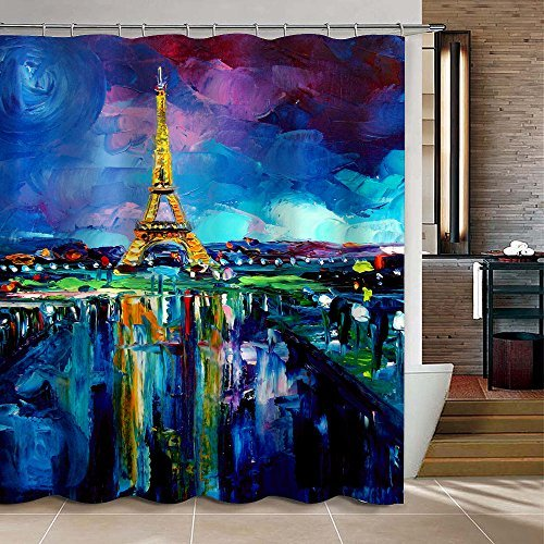 online get cheap eiffel tower bathroom decor aliexpresscom