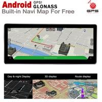 "hd מסך 10.25"" סטריאו מסך HD אנדרואיד 7.0 עד לרכב GPS Navi מפה אאודי A4 8W 2016 ~ 2019 MMI מקורי סגנון מולטימדיה נגן רדיו אוטומטי (3)"