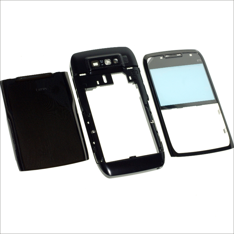 Complete Front Cover E71 Keyboard For Nokia E71 Battery Back Cover High Quality Housing+Keypad