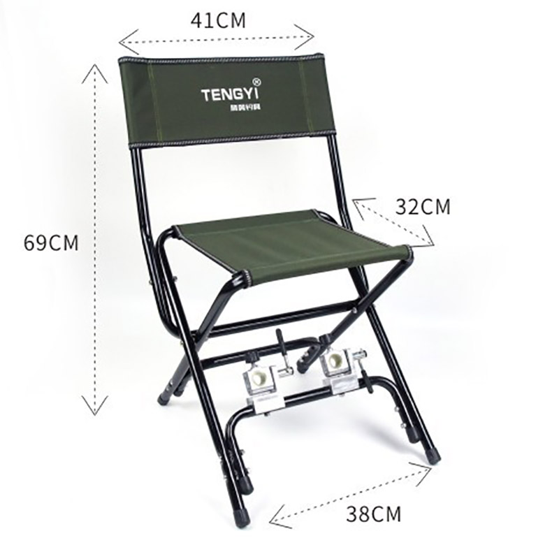 Outdoor Fishing Chair Camouflage Folding Chair Camping Hiking Chair Beach Picnic Rest Seat Stool portable chair seat outlife ultra light chair folding lightweight stool fishing camping hiking beach party picnic fishing tools
