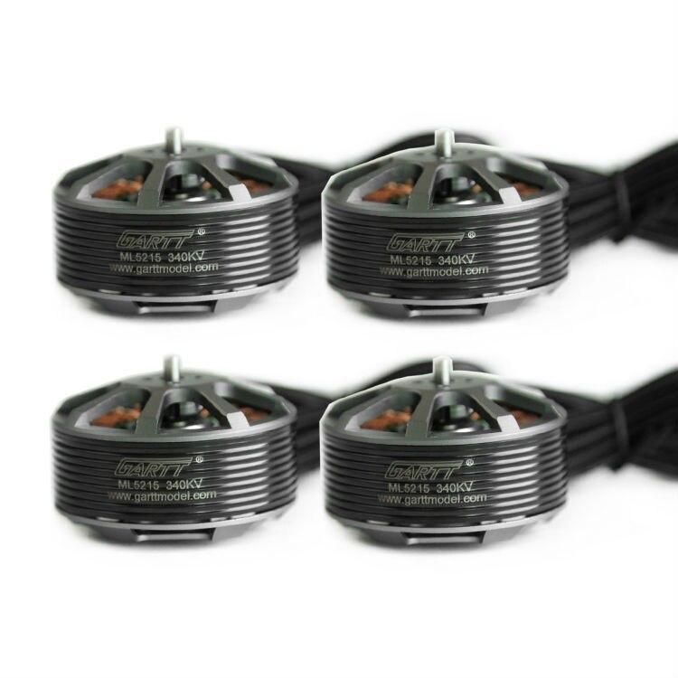 4PCS GH ML 5215 340KV Brushless Motor For Multicopter Quadcopter Hexacopter RC Drone 6pcs gartt ml 4108 500kv brushless motor for mult irotor quadcopter hexacopter rc drone