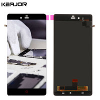 For ZTE Nubia Z9 MAX LCD Screen 100 Tested LCD Display Touch Screen Digitizer Replacement For