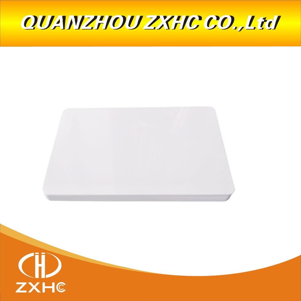100 шт RFID UID белые карты 13,56 МГц блок 0 сменный