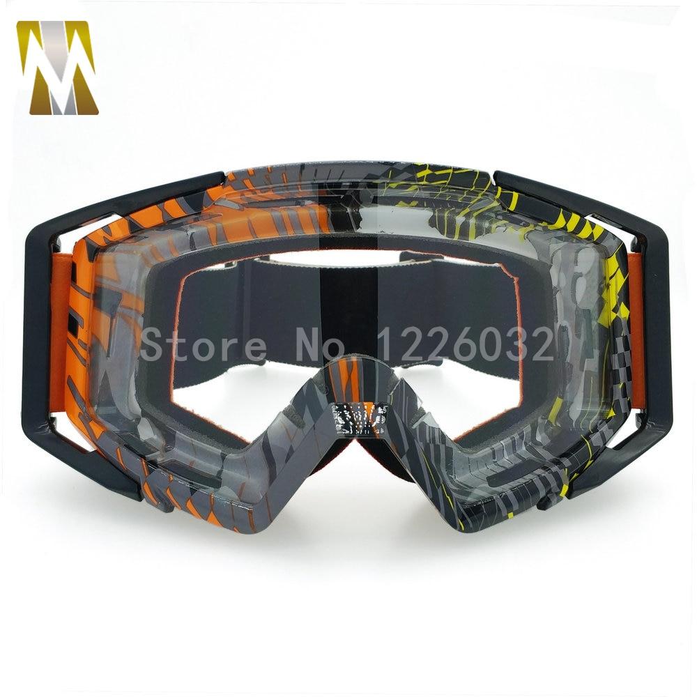 ახალი Motocross სათვალე UV400 - მოტოციკლეტის ნაწილები და აქსესუარები - ფოტო 4