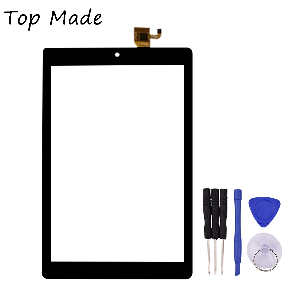 8 Inch Touch Screen For Irbis Tw81 Tw 81 3G Tablet Digitizer Glass Panel Sensor Replacement