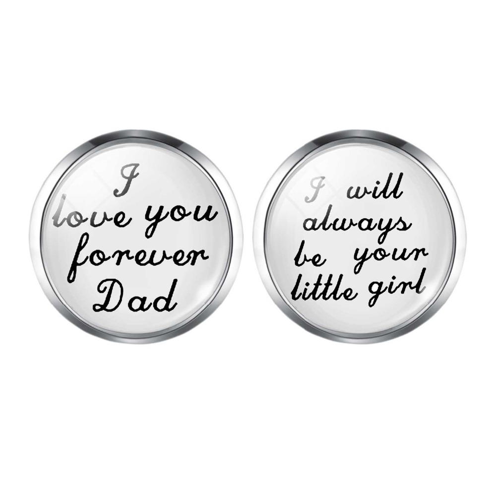 Wedding Cufflinks Custom Men Cufflinks Father Brother Groomsman Gift The Best Is Yet To Be Grow Old with Me image