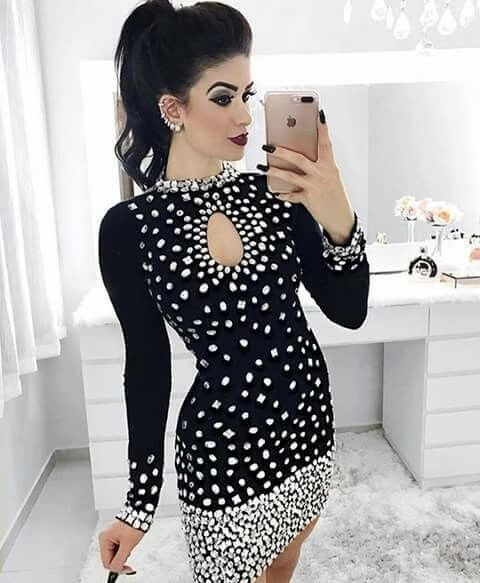 Women's Clothing V-nrck Hight Quality Button Gold Sashes Hot Sale Fashion Cool Dress Host Party Celebrity Sexy Women Body Con Dresses Wholesale