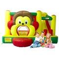 Yard mono inflable casa de brinco combo aro de baloncesto al aire libre deportes juegos oferta especial para áfrica