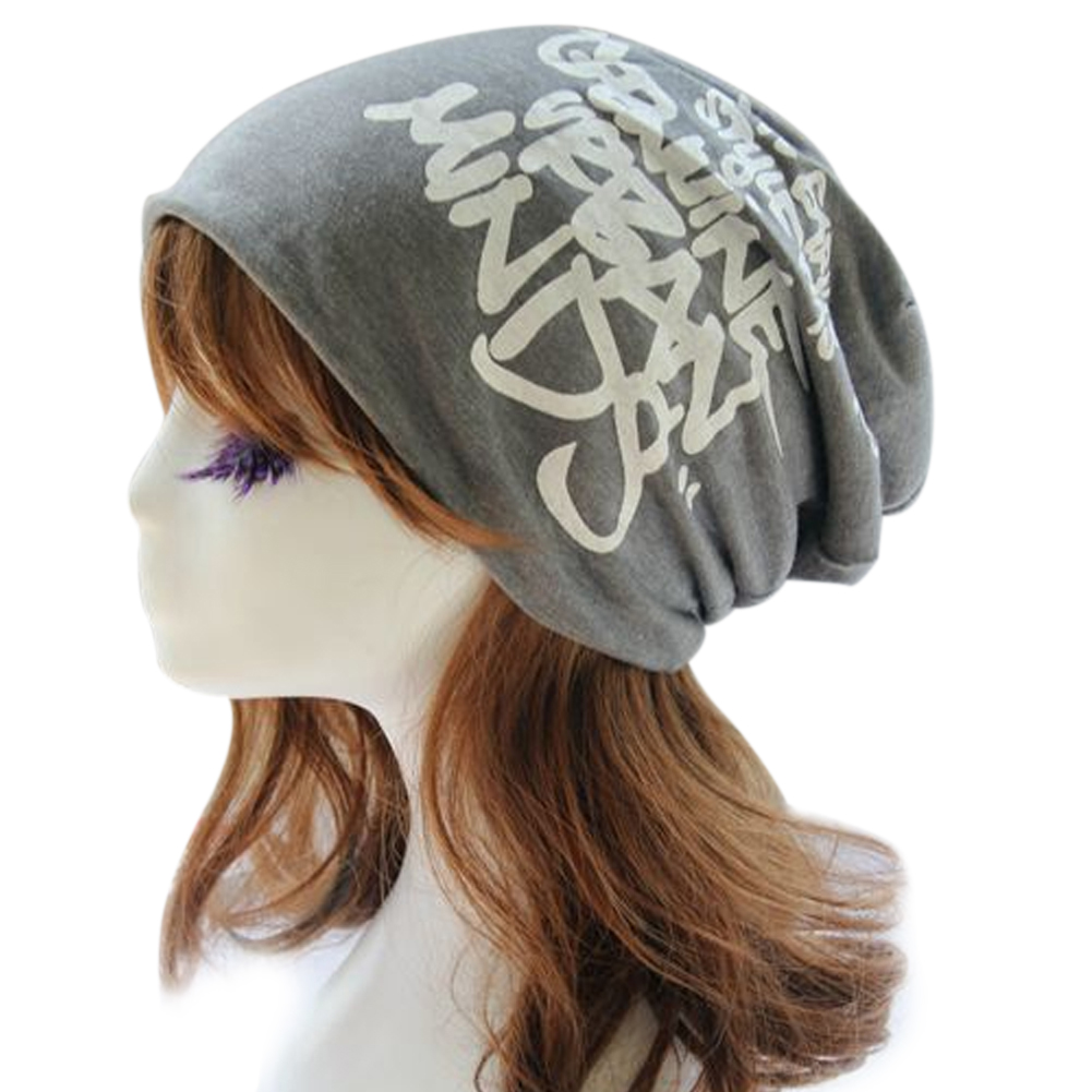 Casual Women Beanies Hats Spring Autumn Winter Fashion Letter Printed Hip-Hop Caps Lady Girls Cotton Skullies 5 Color bonnet rosicil skullies beanies winter hats for women letter beanies women hip hot caps skullies girls gorros women beanies female