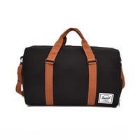 High Quality Canvas Travel Bags Women Men Large Capacity Folding Duffle Bag Organizer Packing Cubes Luggage Girl Weekend Bag