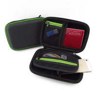 Fashion Digital Accessories Case Travel Storage Bag for Mobile HDD, Power Bank, Charger Bags Portable Gadget Pocket Pouch