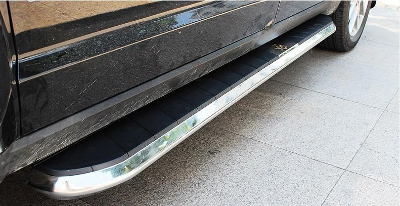 Nowość dla Fiat Freemont boczna listwa progowa nerf bar - Części samochodowe - Zdjęcie 3
