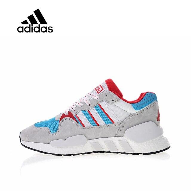 dfe2a17123 US $101.49 49% OFF|Original New Arrival Official Adidas Originals EQT ZX  Boost Men's & Women's Running Shoes Sport Outdoor Sneakers G26353-in  Running ...