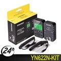 Беспроводная вспышка YONGNUO  триггер  комплект  YN622N-KIT контроллер передатчика  YN622N-TX + приемопередатчик i-TTL YN622N для Nikon